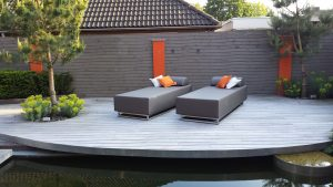 Lounge tuinbanken